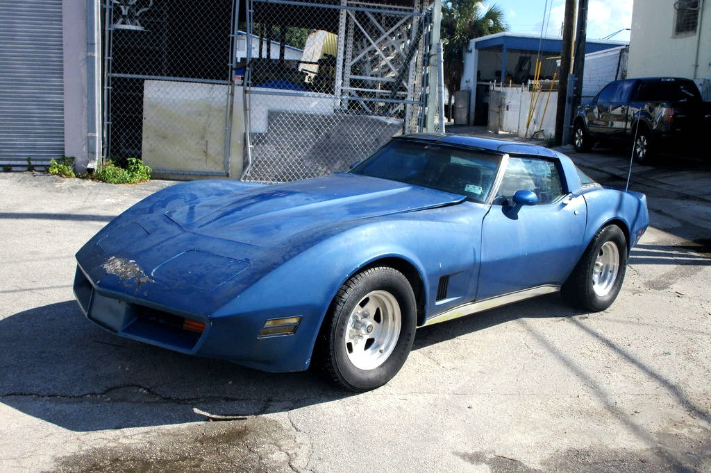 1981 Corvette Cheap Cruiser