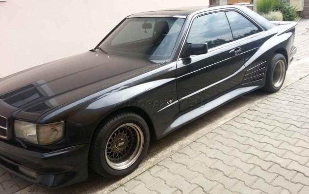 1982 Mercedes 380 SEC Koenig