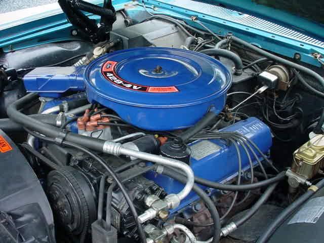 Luxury Sleeper: 1970 Ford LTD 429/4-Speed
