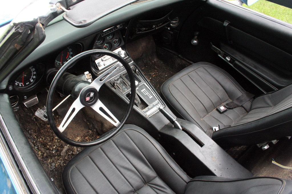 Corvette Stingray 1969 >> 1969 Corvette Stingray: A Friend Of A Friend