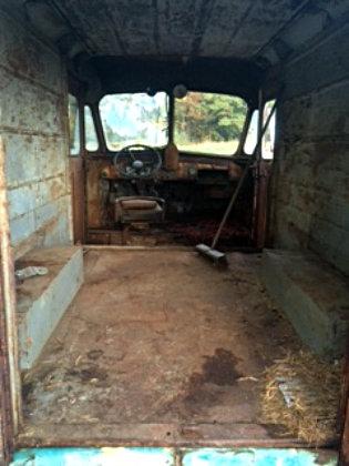 Boyertown S-6 Interior