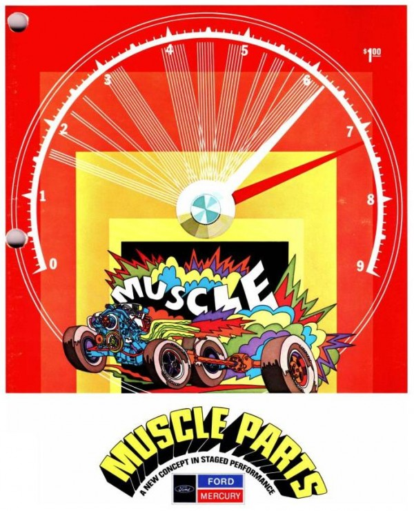 Ford Muscle Parts Catalog