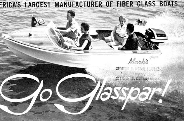 Go Glasspar Ad