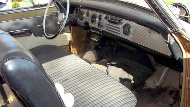 family sports car 1957 studebaker golden hawk. Black Bedroom Furniture Sets. Home Design Ideas