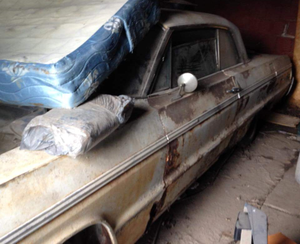 1964 Chevrolet Impala Ss >> 1964 Chevy Impala SS: Inline 6 Equipped