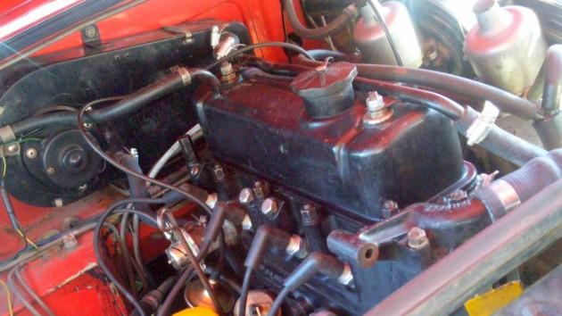 MGB 18G Engine