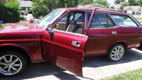 Mazda RX4 Wagon