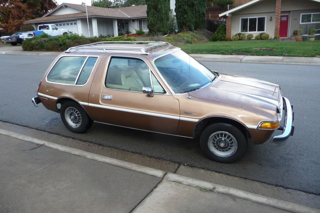 1979 AMC Pacer Oddball Wagon