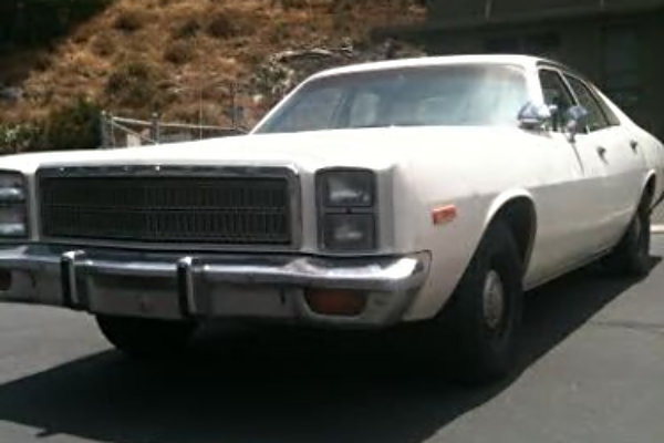 Police Cars For Sale >> 1978 Plymouth Fury: Police Pursuit Options