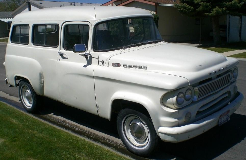 Powerwagon E on 06 Dodge Durango