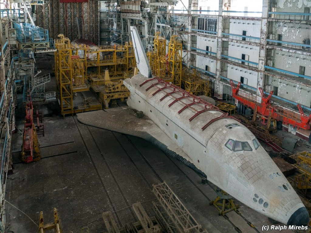 where are space shuttles built - photo #30