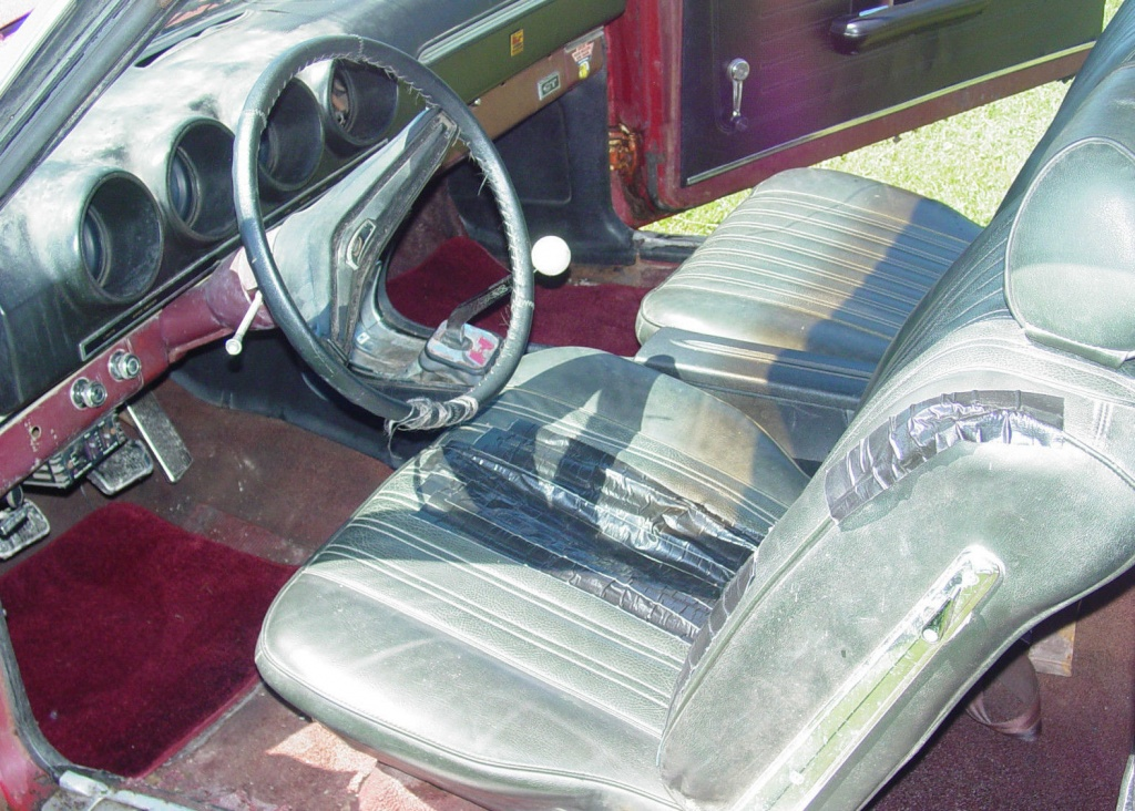 Mid Size Muscle 1968 Ford Torino Gt