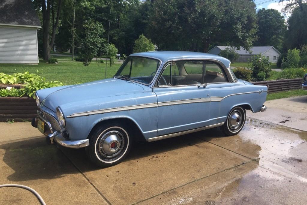Dovetail 1960 Simca Aronde