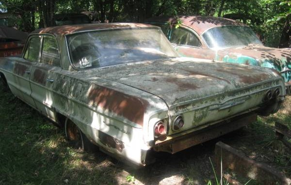 1964 Chevrolet Bel Air And Impala: 2 for $2K