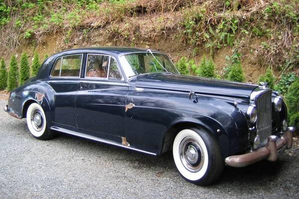 Motoring Monday: 1959 Bentley S2