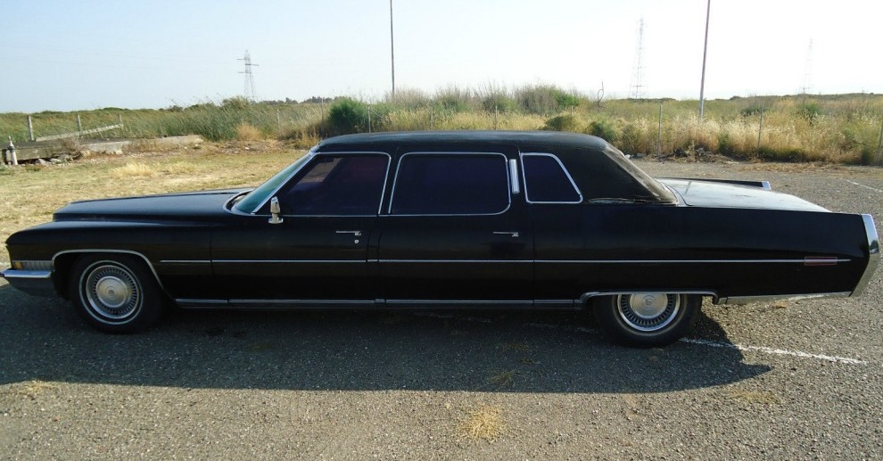 1972 Cadillac Fleetwood 75: Cheap Luxury