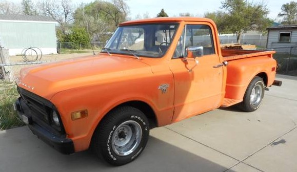 1968 Chevy C-10 Stepside: Honest Hauler