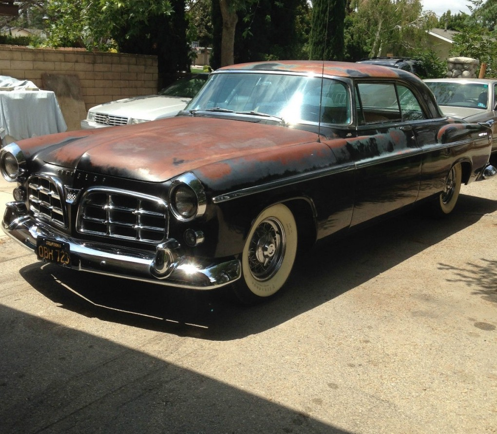 1955 Chrysler C300 Restored The Right Way