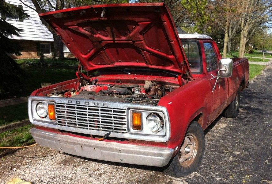 Cummins For Sale >> 1978 Dodge D100 Diesel: Japanese Influence