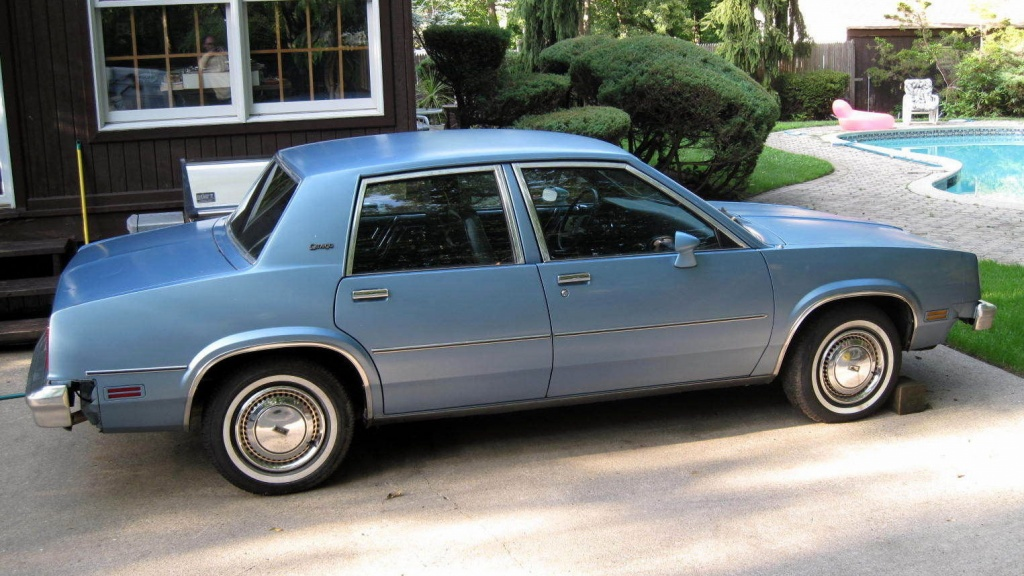 160 Mile 1982 Oldsmobile Omega
