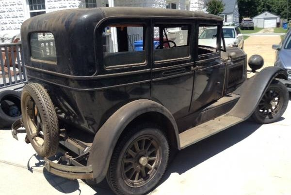 After 65 Years 1929 Willys Knight Lives Again