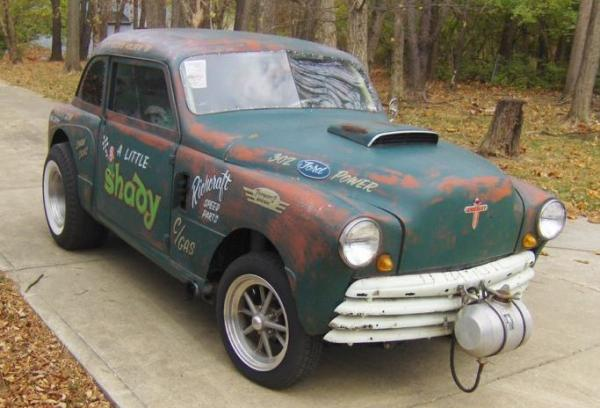 Chevy Drag Car For Sale