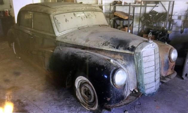 1954 Mercedes 300