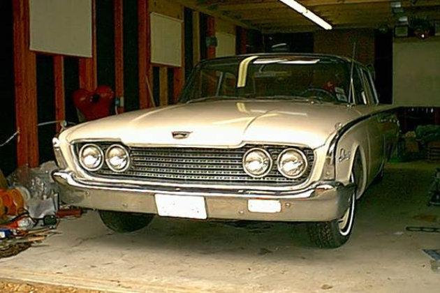 1960 Ford Fairlane 500 All Original