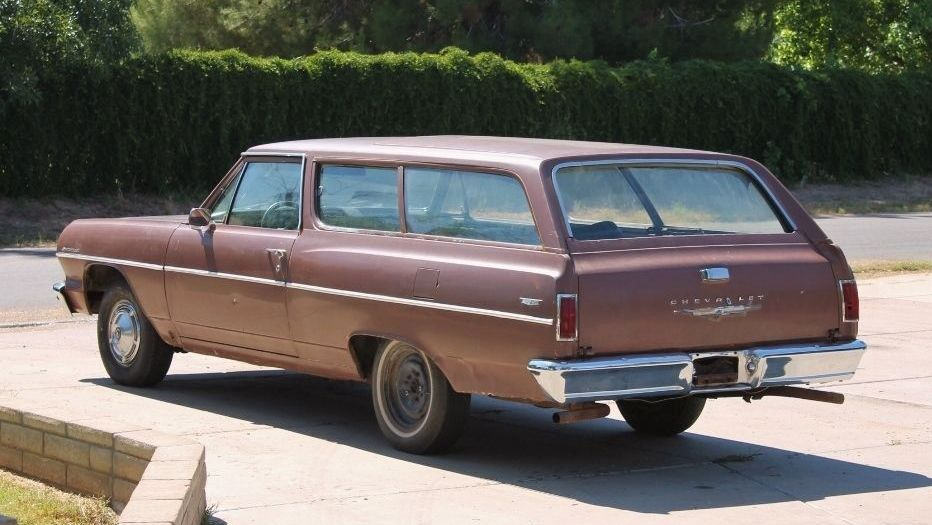 1964 Chevelle 300 Muscle Wagon Potential