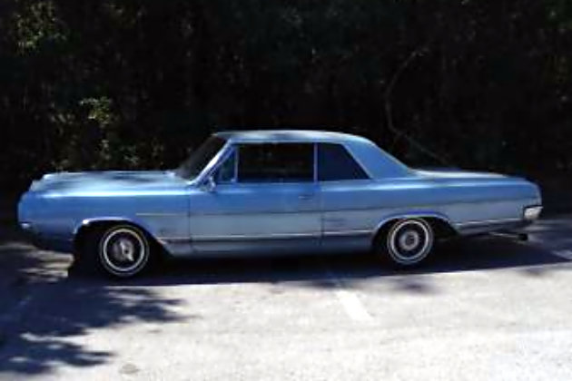1965 Oldsmobile Cutlass F85: Holiday Coupe