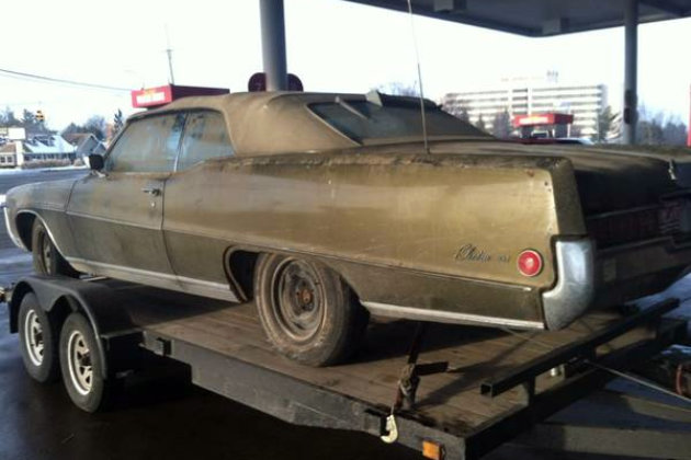 1969 Buick Electra 225 Beast Of A Convertible
