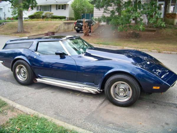 1973 Corvette Sport Wagon