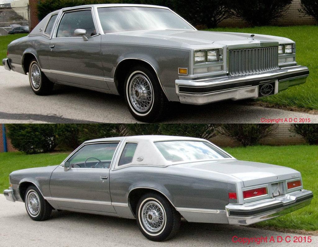 Gray Ghost: 1977 Buick Riviera