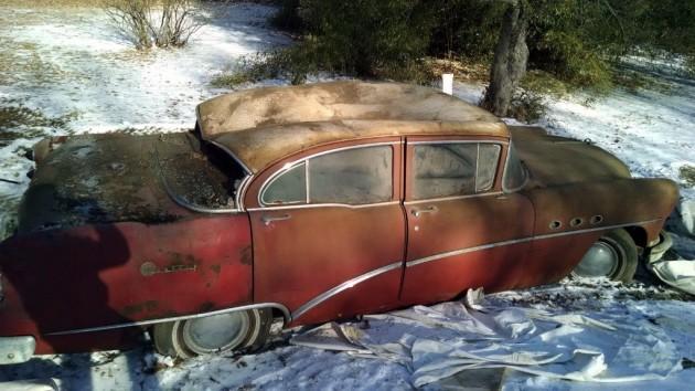 Buick Century 4 Door