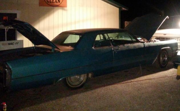Cadillac Late Night Reparis