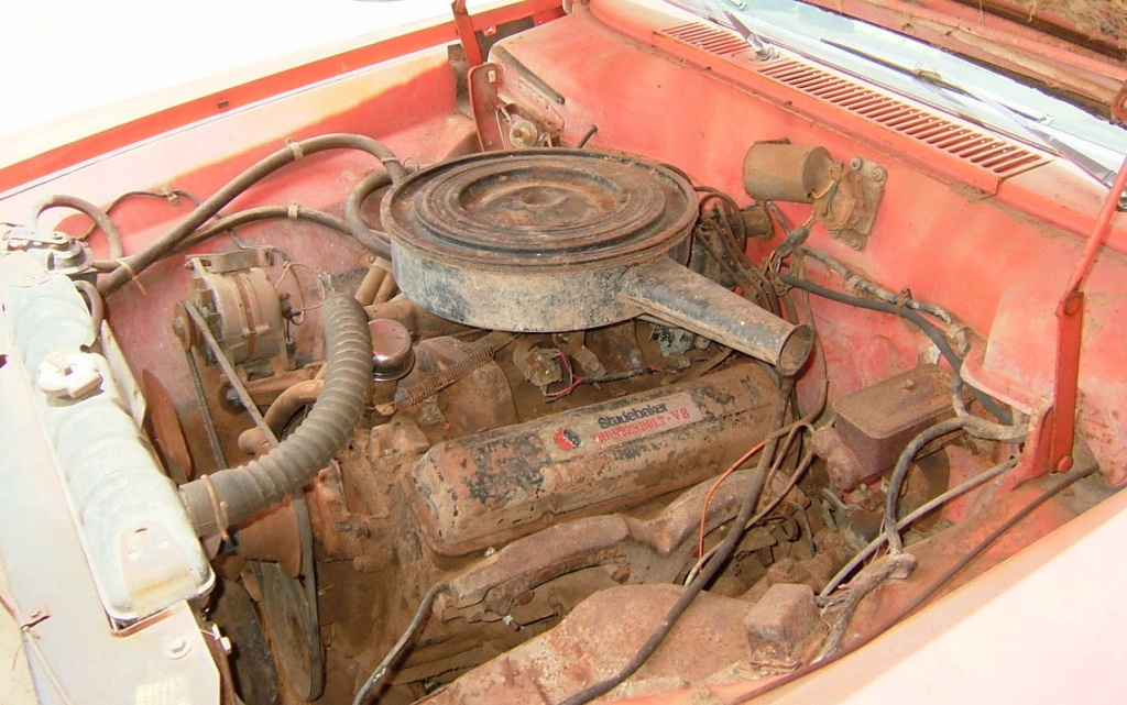 Chevybaker 1965 Studebaker Daytona Sport Sedan