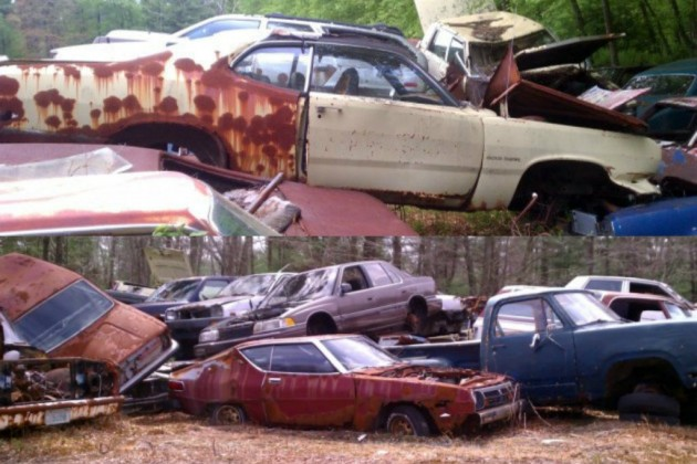 Jeff In the Junkyard Foreign Cars