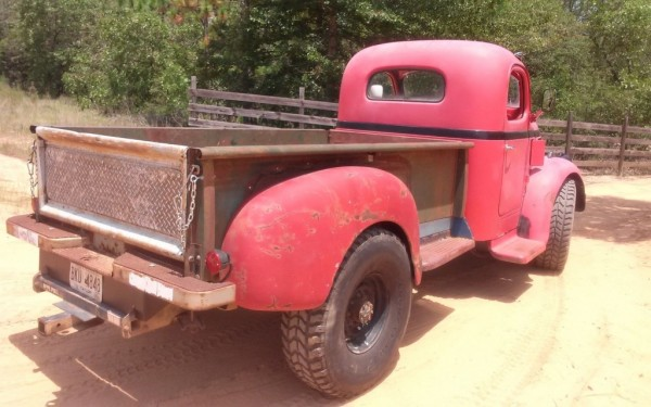 1948 REO Speed Wagon: Tougher Than The Band!