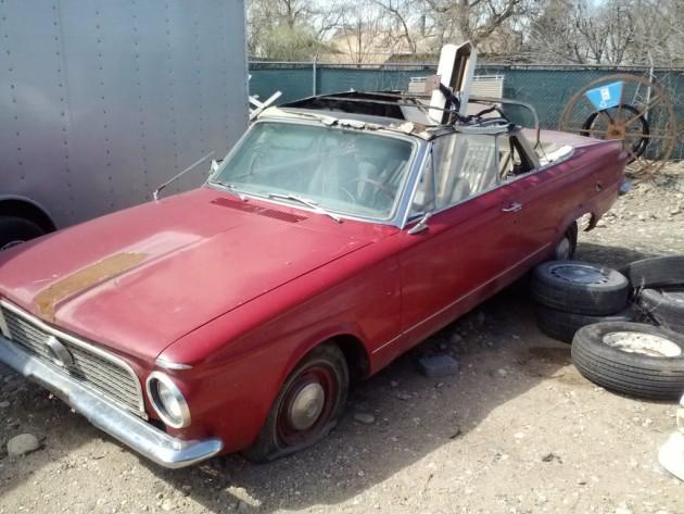 1963 Plymouth Convertible: Worth Saving?