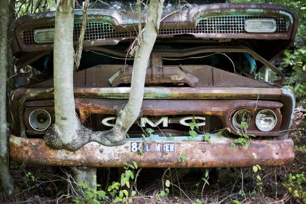 Old Car City Diamonds In The Woods