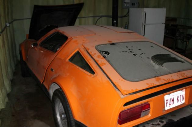 1975 Bricklin SV1 Supercar Dreams