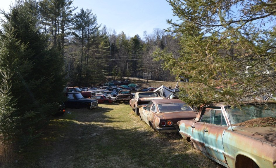 Classics in Vermont: Bruce Cliche Collection