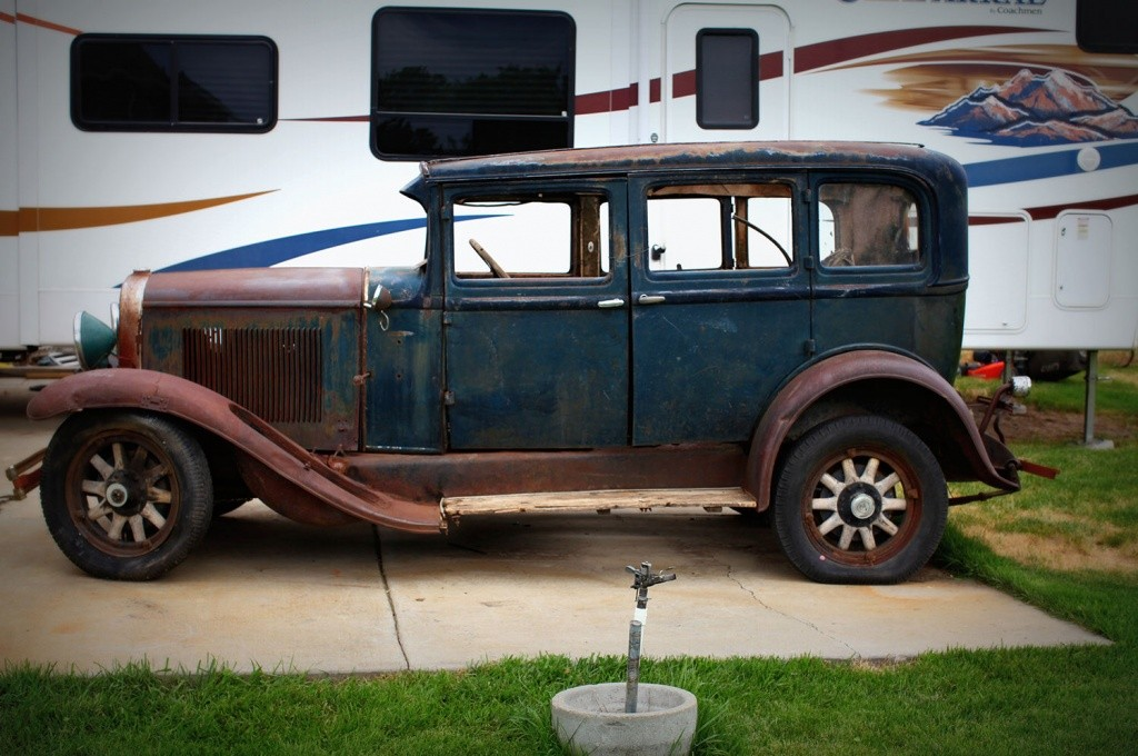 Budget Buick 1929 Marquette