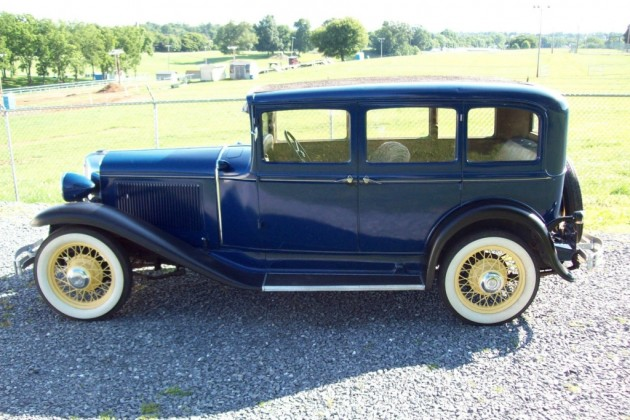 84 Years Young: 1931 Chrysler CM6
