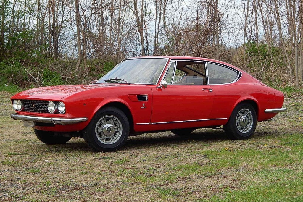 wishful thinking 1967 fiat dino coupe. Black Bedroom Furniture Sets. Home Design Ideas