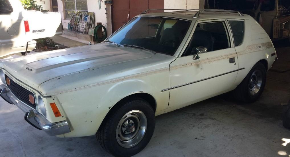 1972 AMC Randall Gremlin X: Unofficial Hot Rod