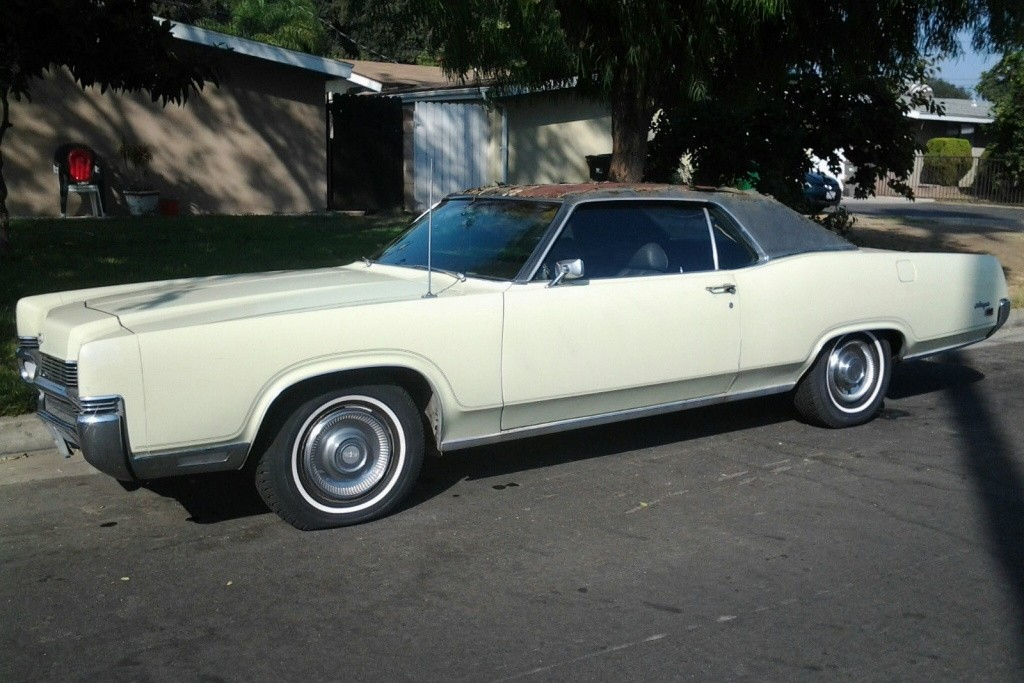 Car Lot For Sale >> 429 V8! 1969 Mercury Marquis