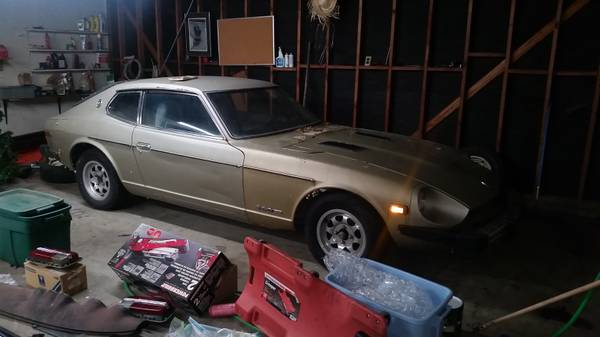 1978 Datsun 280z 2 2 Worth Saving