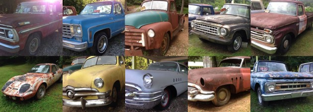 11 Car Collection