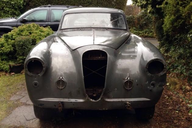 1956 Aston Martin Lagonda